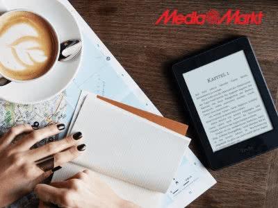 Kindle Paperwhite für nur 79€ bei MediaMarkt