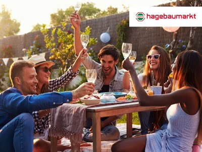 hagebau.de: exklusive 10€ Rabatt auf euren Einkauf