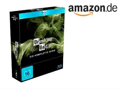 """""""Breaking Bad"""": Die komplette Serie auf Blu-ray für nur 45€"""