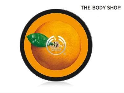 Bis zu 50% im Sale bei The Body Shop: Satsuma Body Butter ab 3€