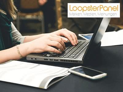 Verdient bares Geld mit Online-Umfragen auf LoopsterPanel