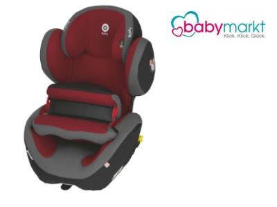 """Kiddy Kindersitz """"Phoenixfix Pro 2"""" für nur 129,99€ bei babymarkt"""