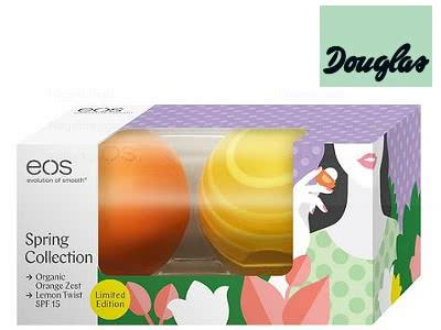 eos-Lippenpflege:  Spring Collection für nur 4,99€ bei Douglas
