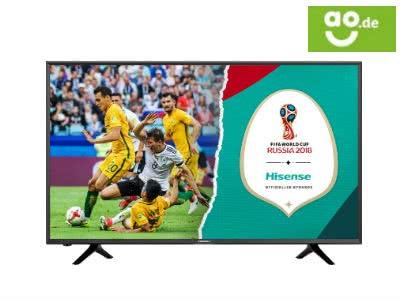 "Hisense ""H50NEC5205"" (4K Smart TV, 126 cm) für nur 379€ bei ao.de"