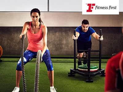 Gratis-Probetraining bei Fitness First: Jetzt 3 Tage unverbindlich testen!