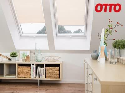 OTTO: schöne Aussicht mit Lichtblick-Plissees