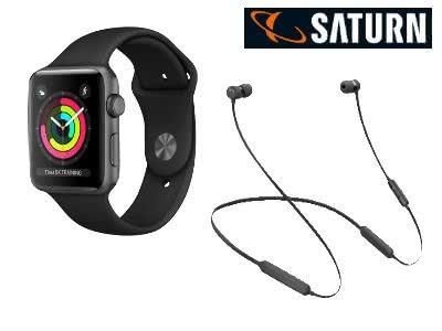 Ein smartes Duo: Apple Watch + Beats Kopfhörer für nur 399€