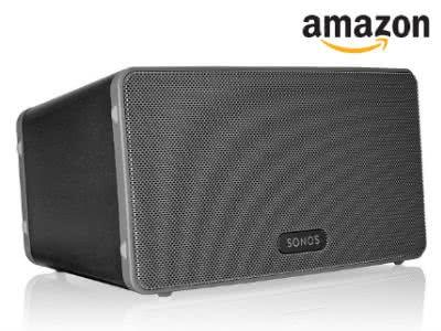 Erlebt Spitzensound mit den Sonos PLAY:3 für nur 222€