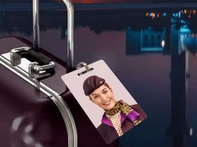 Wieder da! Personalisierte Gepäckanhänger kostenfrei bestellen