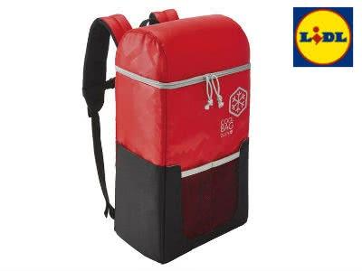Cooler Rucksack: Kühlrucksack bei Lidl für nur 7,99€