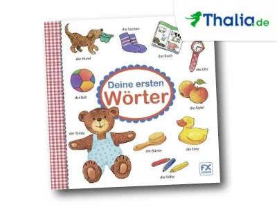 """Kinderbücher ab 1,50€ bei Thalia: z.B. """"Deine ersten Wörter"""""""