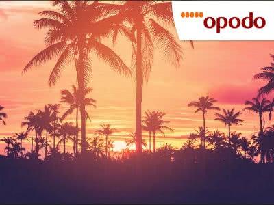 Auf und davon: 20€ Rabatt auf Flüge bei Opodo