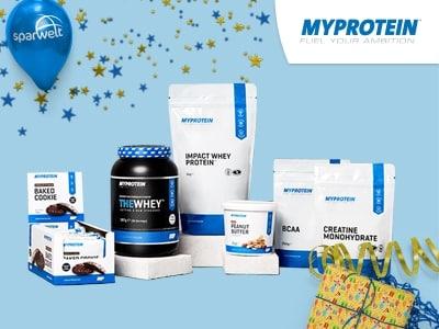35 gute Gründe für Myprotein: 35% auf das komplette Sortiment sparen