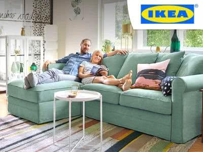 Zeit für neue Möbel: 25€ sparen bei IKEA