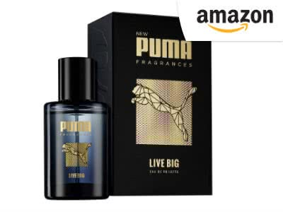 Riecht nach einem guten Deal: Puma EdT (50ml) für nur 7€ bei Amazon