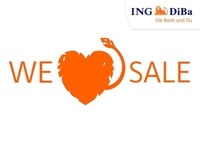 ING DiBa: Kostenloses Girokonto eröffnen und 100€ Prämie sichern