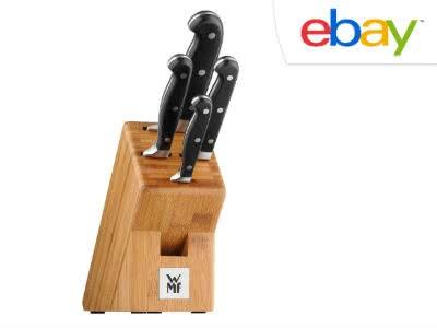 Scharfer Deal: WMF Messer-Set 4-teilig für nur 79,99€