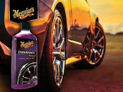 Für die Reifenpflege: Gratisprobe Meguiar's Reifen-Gel