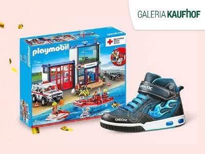 3 Spielwaren kaufen und 20% sparen bei GALERIA Kaufhof