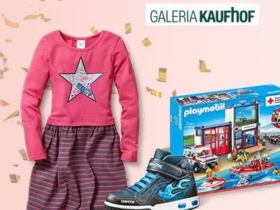 Nur 3 Tage: 20% Rabatt auf ausgewählte Artikel bei GALERIA Kaufhof