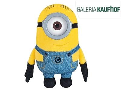 Plüschiger Freund für eure Kleinen: Minions-Figur mit Sound für nur 2,99€