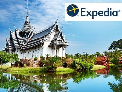 10% Rabatt auf ausgewählte Flug+Hotel-Kombinationen bei Expedia