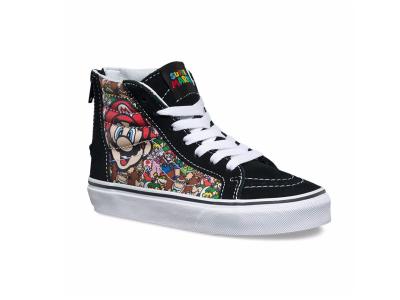 10%-Gutschein für Nintendo-Accessoires, -Schuhe & -Bekleidung bei Vans