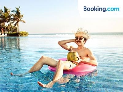 Booking.com: Attraktive Deals mit 50% und mehr