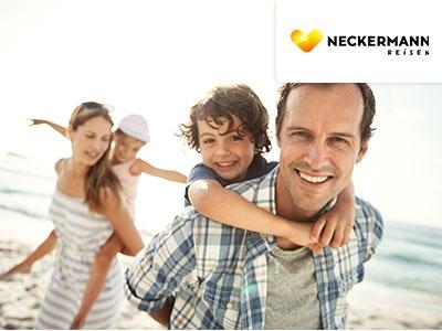 Frühbucher sparen bei Neckermann Reisen bis zu 40%
