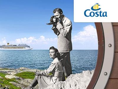 70 Jahre Costa Kreuzfahrten: 7 Tage ab 619€ inkl. Getränkepaket