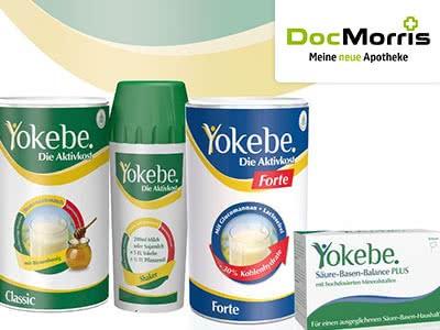 30% Rabatt auf alle Produkte der Marke Yokebe