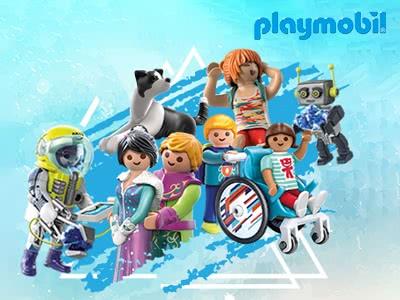 10%-Gutschein bei Playmobil