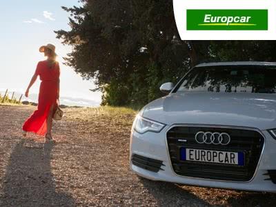 15€-Gutschein bei Europcar