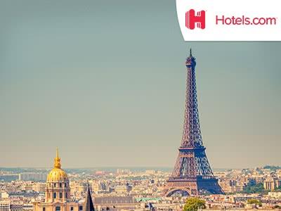 12%-Gutschein exklusiv bei Hotels.com