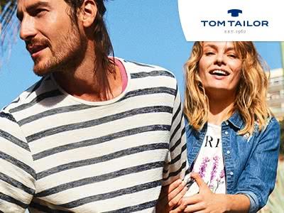 21%-Gutschein bei TOM TAILOR