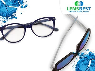 12% Rabatt auf Brillen & Sonnenbrillen