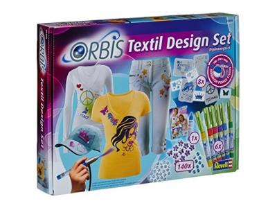 Revell Revell30450 Textile Design set