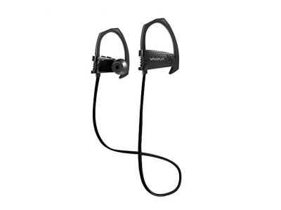 Bluetooth Kopfhörer Wavefun Wireless Sport Headset mit IPX5 Schweißschutz, Super leichtgewichtig, In Ear Kopfhörer Mit Mikrofon für iPhone und Android-Geräte