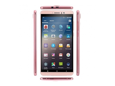 SORAKA Unlocked Smartphone 6.0 Zoll GSM 3G Android 5.1 MTK6580 Quad Core Smartphone 5.0MP Dual SIM Smartphone