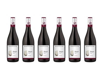 Tiefgang Qualitätswein Pfalz Spätburgunder Trocken Rouge 2014 rotwein (6 x 0.75 l)
