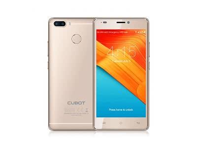 Cubot H3 4G Smartphone LTE Ohne Vertrag mit 6000mAh Super Akku,OTG Funktion,Fingerabdruck-Scanner,Dual Rückkamera Dual SIM