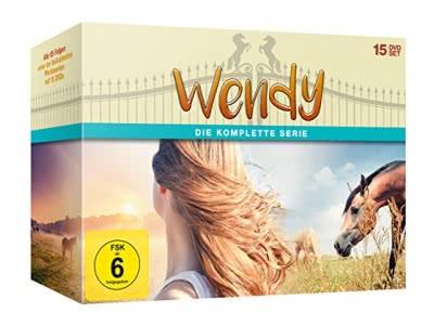 Wendy - Die komplette Serie (15 Discs)