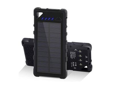 16000mAh powerbank Tragbar Akku solar ladegerät powerbanks Externer Akku Batterie super wasserdicht ladegerät für iPhone iPad iPod Mobile Handy Tablet