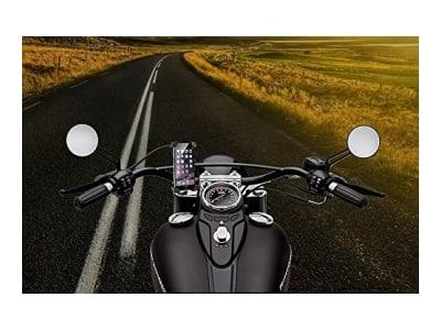 Ständer Moto Oneplus 5T Sicherer des Marktes Neue Halterung von Extreme Härte OnePlus OnePlus 5T 5T Halterung Fahrradhalterung Fahrrad Motorrad Halterung OnePlus 5T Fahrrad Halterung OnePlus 5T Schwarz
