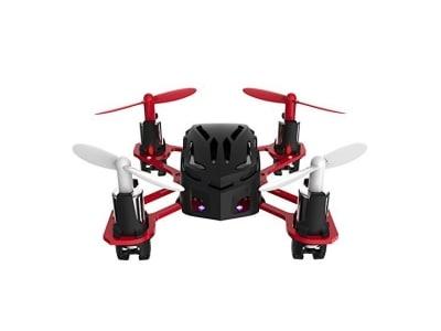 Hubsan H111 NANO Q4 Drohne Mini Quadrocopter 2,4 GHz 4 Kanle 6-Achsen-Gyro LED-Licht