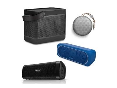 Bis 68% reduziert: Bluetooth Lautsprecher