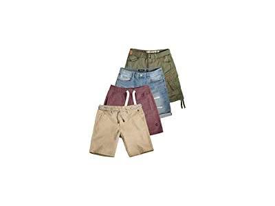 Bis zu 54% reduziert: Herren Shorts und Sommer-Leinenhosen