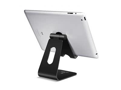 Lamicall Tablet Ständer, Multi Winkel Einstellbar iPad Ständer