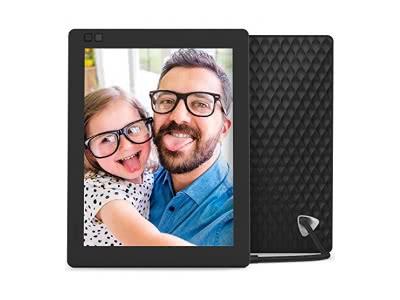 Nixplay Seed - WiFi Frame Black