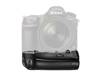 Neewer Pro Vertikaler Batteriegriff für Nikon D850, kompatibel mit 1 Pack EN-EL15A oder EN-EL18B Akku oder 8 AA Batterien (Batterie NICHT im Lieferumfang enthalten)